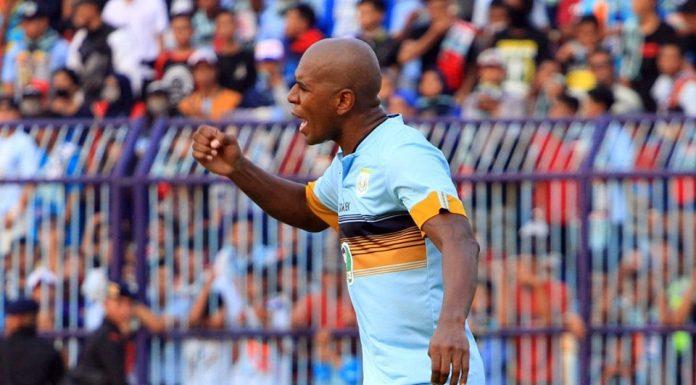Hadapi Borneo FC, Persipura Tanpa Bek Andalan, Marcio Nascimento