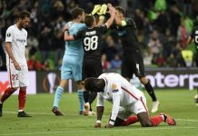 Liga Europa; Sevilla Tumbang Lawan Krasnodar 2-1
