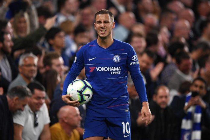 Hazard; Madrid Jadi Kesempatan Baginya Raih Ballon d'Or