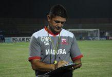 Madura United - Gomes de Olivera