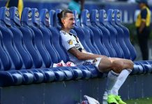 Ibra Gagal Bawa LA Galaxy Melaju ke Babak Playoff MLS