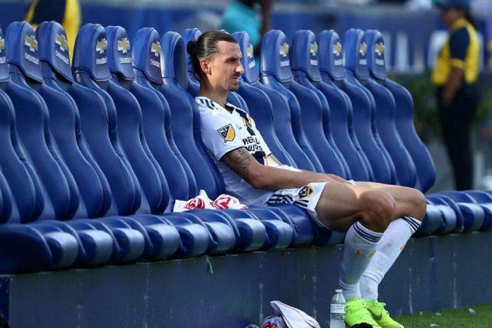 Ibra Gagal Bawa LA Galaxy Melaju ke Babak Playoff MLS