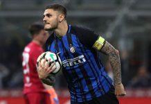 Mauro Icardi; Absennya Messi Berkah Untuk Inter Milan