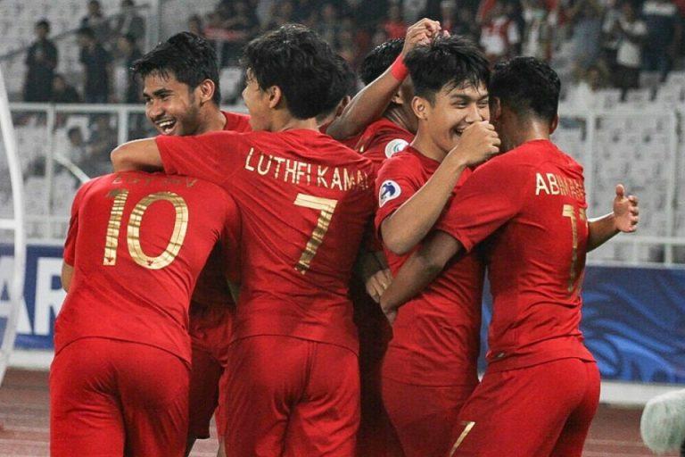 Indonesia Punya Masa Depan Cerah Dalam Diri Para Pemain Timnas U-19