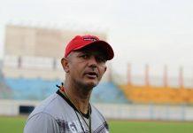 Gomes de Oliveira; Ingin Menang Atas Persija, Madura United Minta Suporter Ramaikan Stadion