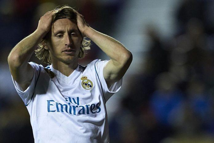 Inter Pastikan Tak Masukkan Luka Modric di Daftar Transfer Januari
