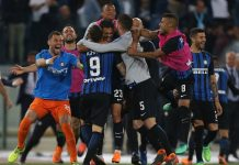 Inter Yang Terbiasa Cetak Gol di Menit Akhir