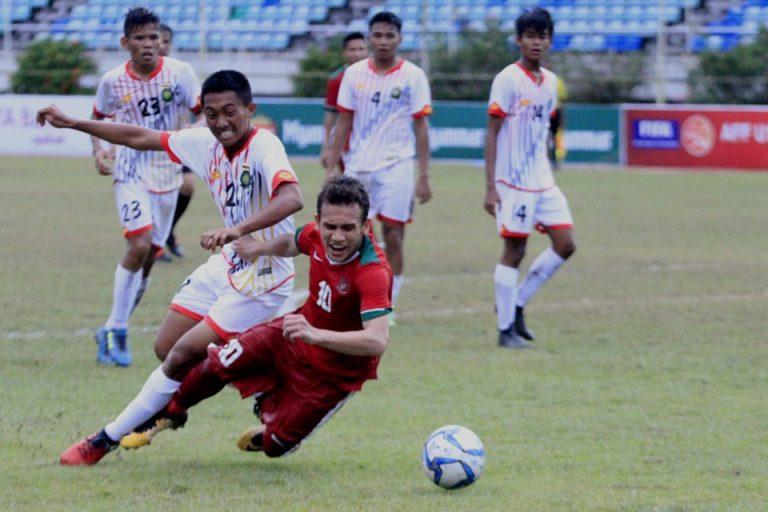 Jelang Piala Asia U-19, Permainan Timnas Tak Berubah