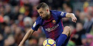 Pique Menyebut Jordi Alba Masih Layak tuk Perkuat Timnas Spanyol