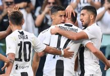 Juventus Beri Dukungan Penuh Kepada Ronaldo