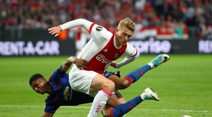 Juventus Siap Tikung Barcelona Untuk Dapatkan De Ligt