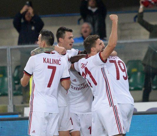 AC Milan Menang Saat Bertandang Ke Sassuolo