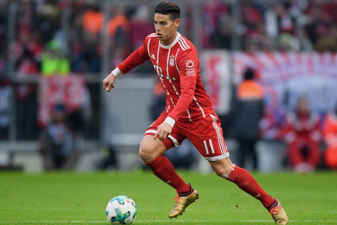 Kecil Kemungkinan James Rodriguez Kembali ke Madrid