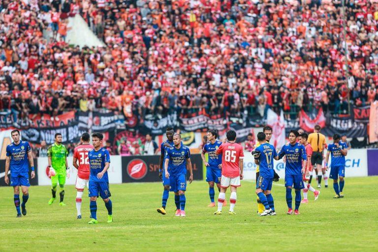 Pertandingan Persija Vs Persib Dapat Rating Tertinggi di TV