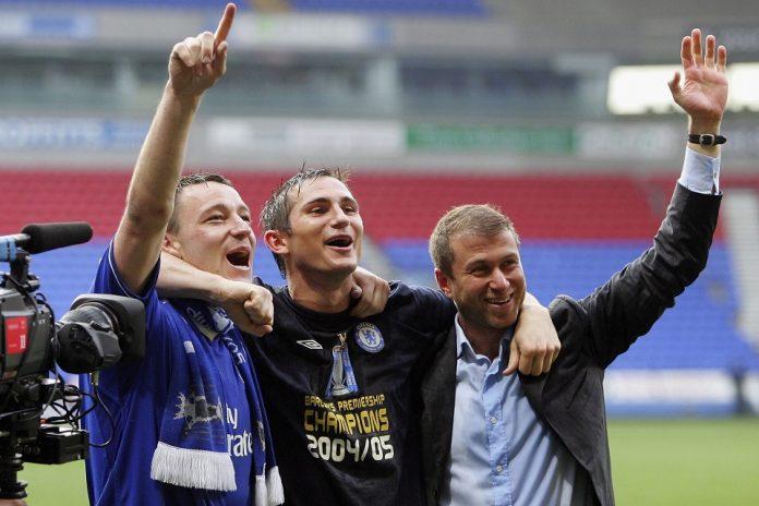 Lampard Percaya John Terry Miliki Modal Untuk Jadi Pelatih Hebat