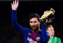 Messi Akan Dijadikan Nama Piala