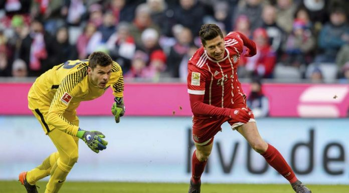 Lewandwski Bahagia di Bayern