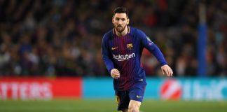 Lionel Messi di Musim Ini- 9 Laga, 7 Tembakan Kena Mistar Gawang