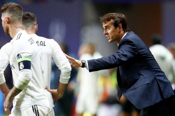 Julen Lopetegui Sudah Siap Berpisah Dengan Pemain Madrid