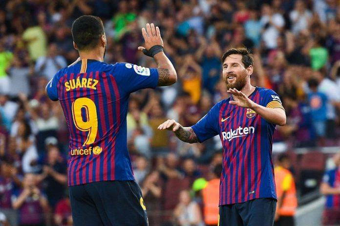 La Liga: Luis Suarez Jadi Penyumbang Assist Terbanyak tuk Messi