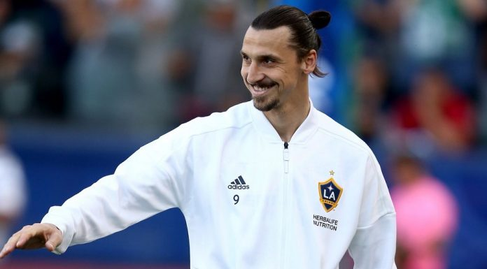 Madrid Tertarik Pinjam Zlatan Ibrahimovic Saat Rehat MLS