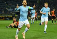 David Silva Membuka Keunggulan Man City Saat Bungkam Shaktar Donetsk