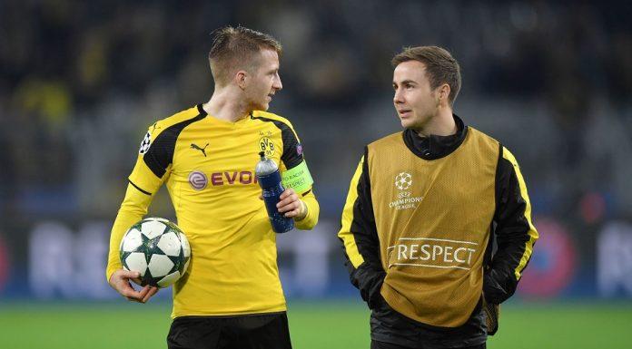 Bundesliga - Marco Reus Minta Pemain Dortmund Berhenti Bahas Mario Gotze