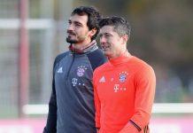 Mats Hummels- Lewandowski Sangat Penting Buat Bayern