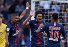 Mbappe Empat Gol, PSG Gasak Lyon 5-0
