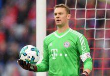 Manuel Neuer Geram Lima Kali Harus Memungut Bola Dari Gawangnya