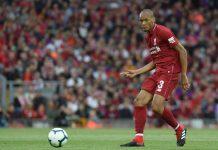 Fabinho Menunggu laga debutnya di liga inggris