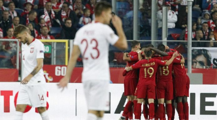 Meski Tanpa Ronaldo, Portugal Tetap Raih Kemenangan atas Polandia