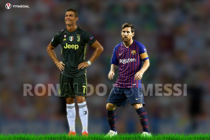 Ronaldo Hanya Menang Tinggi dan Ganteng dari Messi
