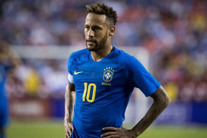 Neymar Mengaku Terpaksa Pakai Nomor 10 di Timnas Brasil