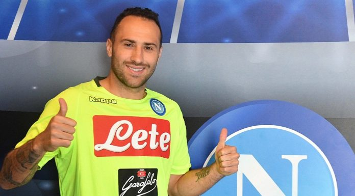 Ospina Berharap Mendapat Kontrak Permanen Bersama Napoli
