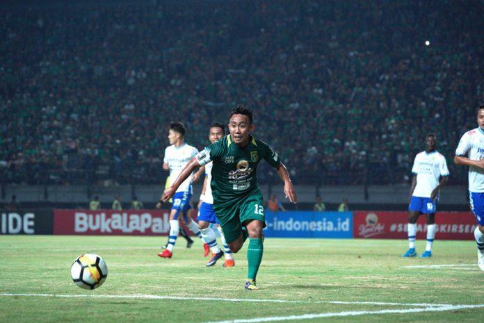 Persib dan Persebaya kan Bertarung di Gojek Liga1 2018