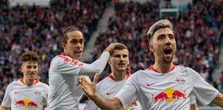 Pesta Gol di Red Bull Arena, RB Leipzig Ambil Alih Posisi Bayern