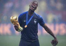 Pogba Mengaku Tak Pantas Raih Ballon d'Or