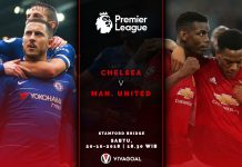 Preview Pertandingan Chelsea vs Manchester United