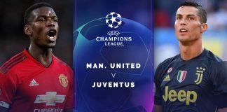 Preview Pertandingan Man United Vs Juventus