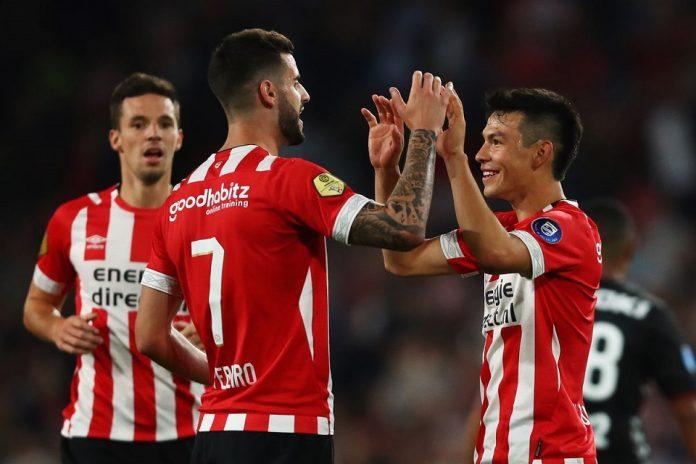 Liga Champion; Produktivitas Kandang PSV vs Ketangguhan Tandang Inter