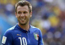 Cassano; Ronaldo Tak Lebih Baik Ketimbang Higuain Dan Suarez