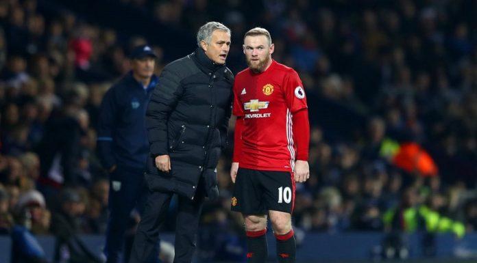 Rooney- Mourinho Jadi Sosok Yang Paling Mudah Disalahkan