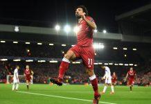 Mohamed Salah Jadi Pemain Liverpool Tercepat Catatkan 50 Gol