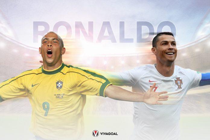 Meski memiliki nama sama Ronaldo namun kualitas mereka berbeda