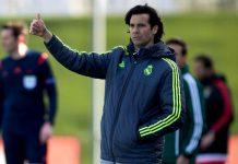 Santiago Solari Pimpin Madrid di Laga 32 Besar Copa del Rey