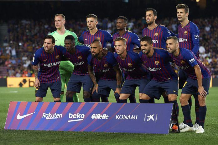 Sejarah Baru Klasemen La Liga - Minimnya Poin Barcelona