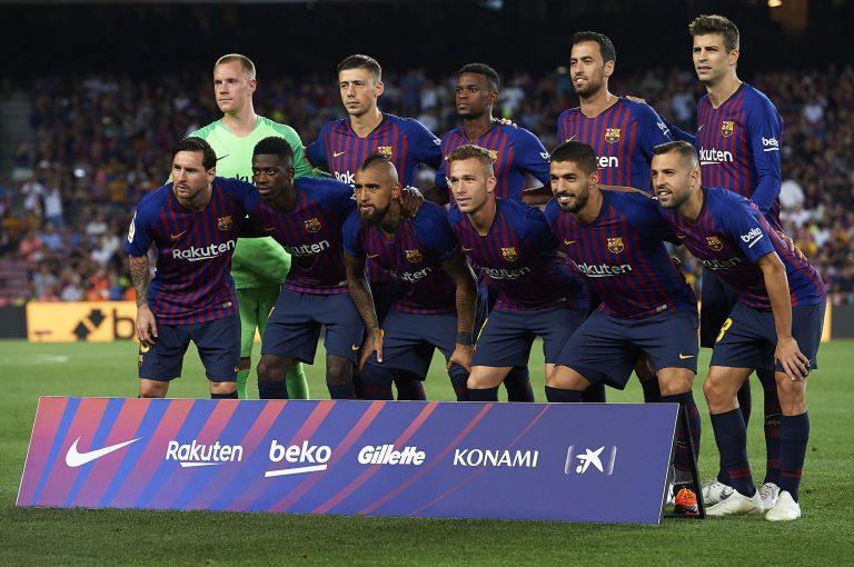 Sejarah Baru Klasemen La Liga: Minimnya Poin Barcelona