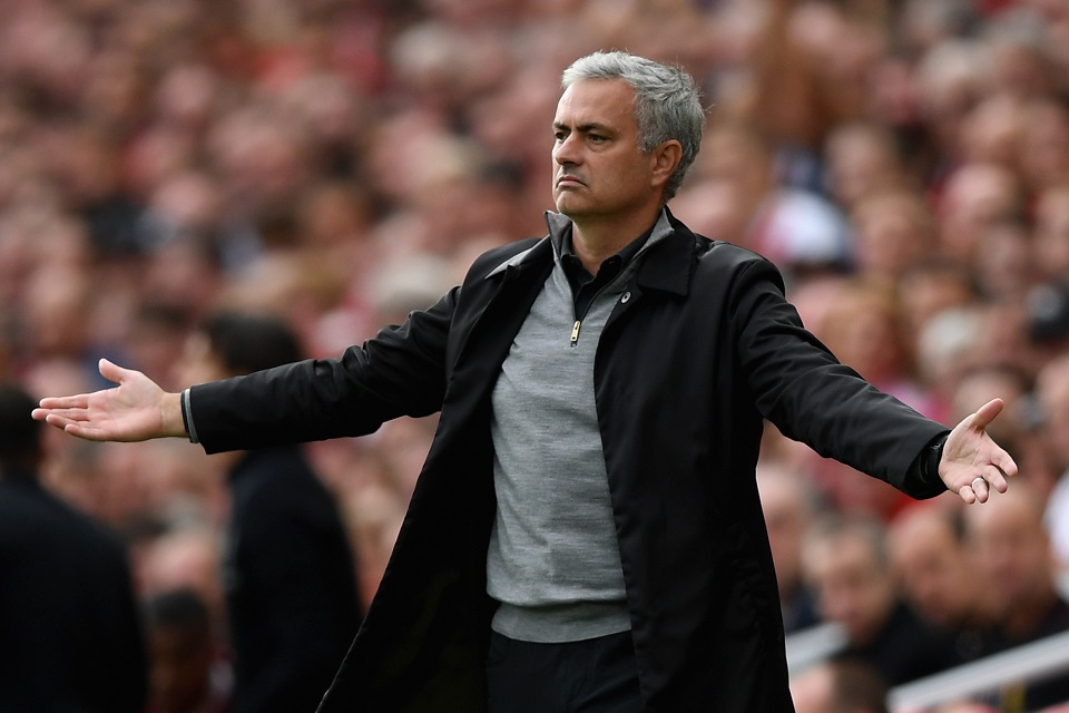 Berita Bola - Jose Mourinho