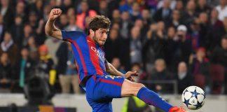 Sergi Roberto Beri Dua Assist Bagi Suarez